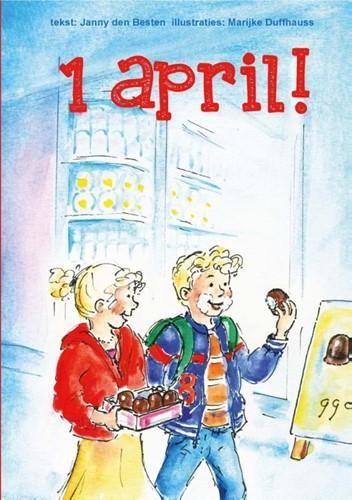 1 April (Hardcover)