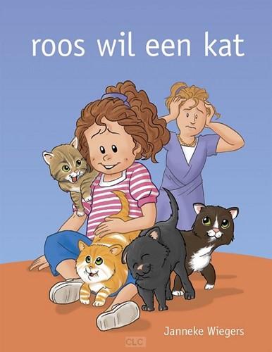 Roos wil een kat (Hardcover)
