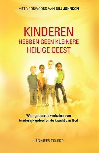 Kinderen hebben geen kleinere Heilige Geest (Paperback)