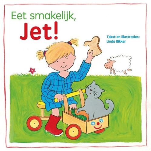 Eet smakelijk, Jet! (Hardcover)