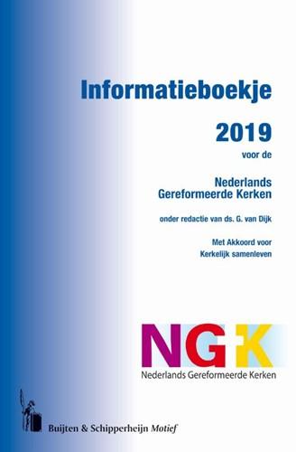Informatieboekje Nederlands Gereformeerde Kerken 2019 (Paperback)