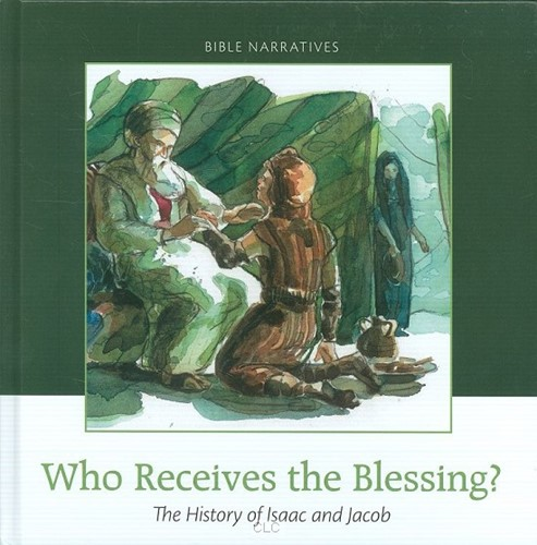Who receives the blessing? (Hardcover)
