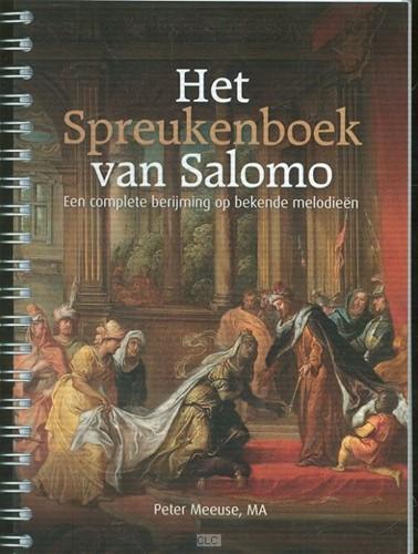 Het spreukenboek van Salomo (Boek)