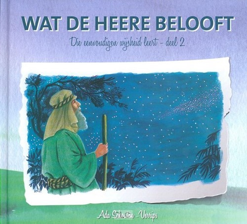 Wat de Heere belooft (Hardcover)