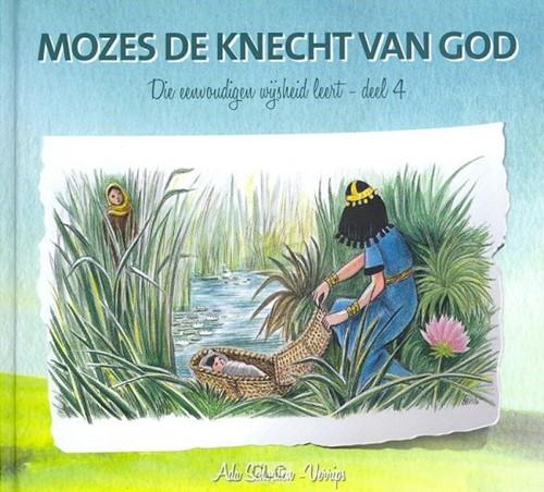 Mozes de knecht van God (Hardcover)