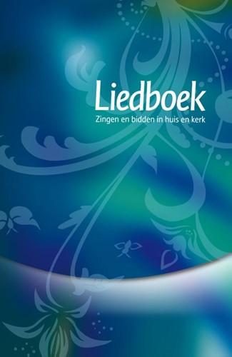 Liedboek blauw/groen (Hardcover)