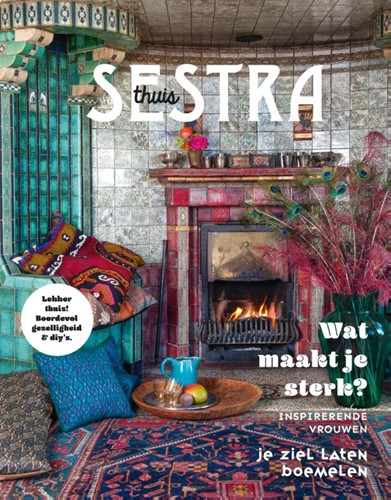 Sestra Thuis 2017 (Paperback)