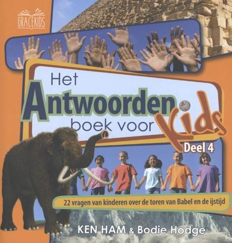 Het antwoordenboek voor Kids 4 (Hardcover)