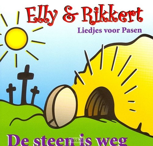 De steen is weg (CD)