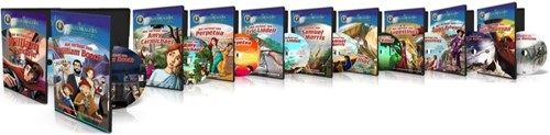Complete Fakkeldragersserie (DVD)