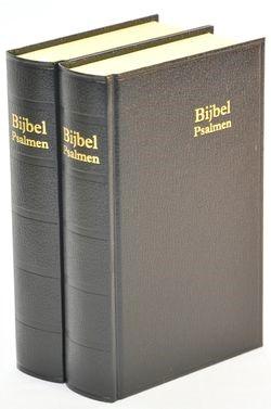 Schoolbijbel S21 met psalmen, kunstleer (Hardcover)