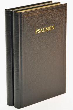 Psalmboek P25 kansel klein (Hardcover)