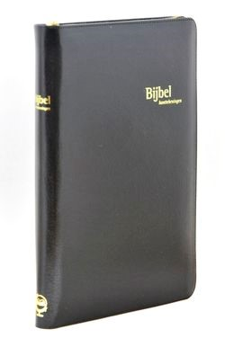 Kanttekeningbijbel KTB33 dundruk met rits (Leer/Luxe gebonden)