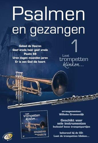 Laat trompetten muz.boek 1 (Paperback)