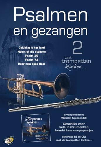 Laat trompetten muz.boek 2 (Paperback)
