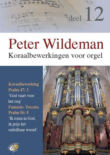 Koraalbew. orgel deel 12 (Paperback)