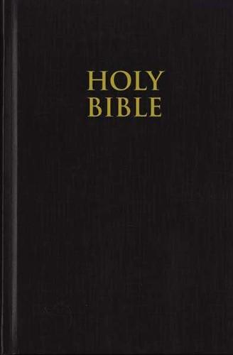 Church bible NIV black hardcover (Boek)