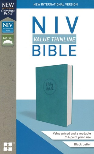 NIV thinline bible (Boek)