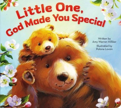 Little one God made you special (Boek)