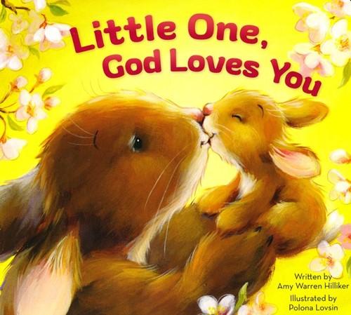 Little one God loves you (Boek)