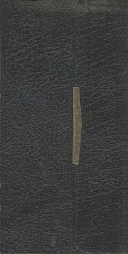 KJV classic compact bible black bonded (Boek)