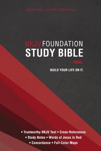 NKJV foundation study bible (Boek)