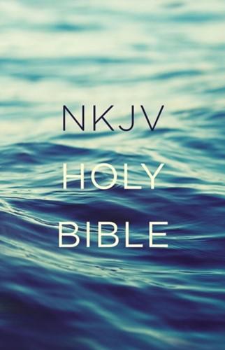 NKJV outreach bible (Boek)