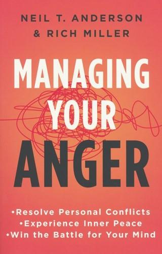 Managing your anger (Boek)