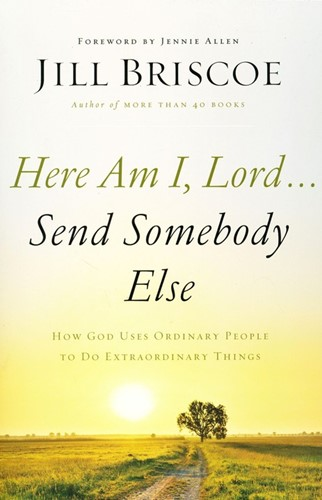 Here am I Lord... send somebody else (Boek)