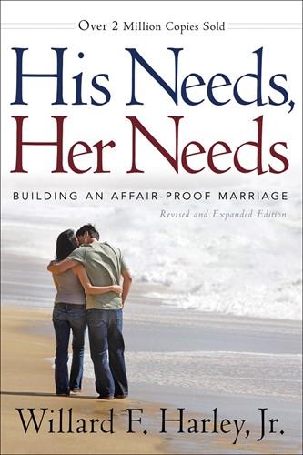 His needs her needs (Boek)