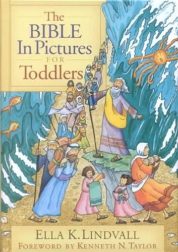 Bible in pictures for toddlers (Boek)