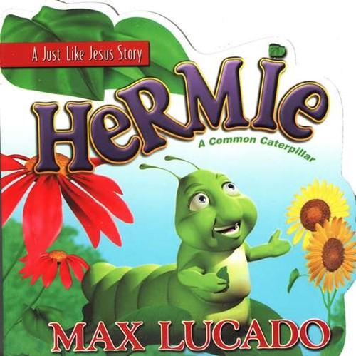 Hermie A common caterpillar (Boek)