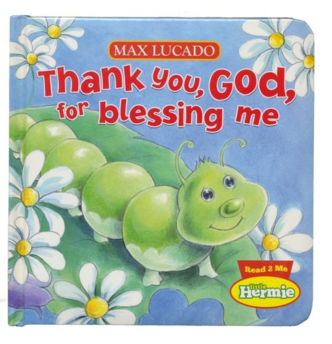 Thank you God for blessing me (Boek)
