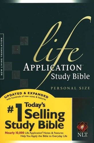NLT life application study bible (Boek)