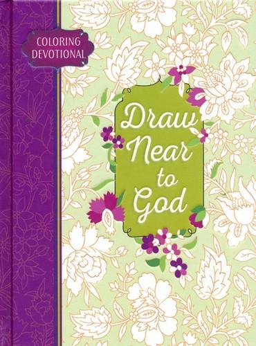 Devotional/journal draw near to God (Boek)