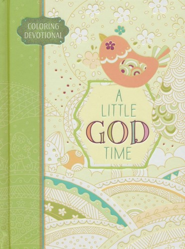 Devotional/journal little God time (Boek)