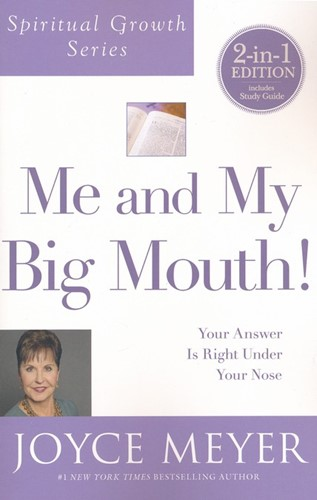 Me and my big mouth (Boek)