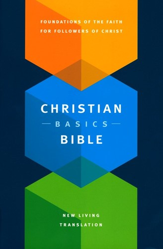NLT christians basic bible (Boek)