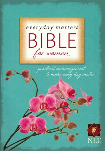 NLT everyday matters for woman (Boek)