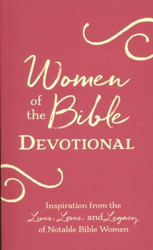 Woman of the bible devotional (Boek)