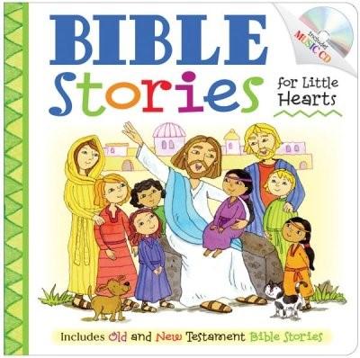 Bible stories for little hearts (Boek)