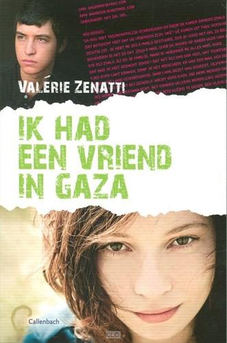 Ik had een vriend in Gaza (Boek)
