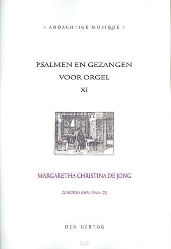 Psalmen en gezangen 11 voor orgel (Product)