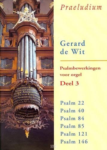 Psalmbewerkingen 3 voor orgel (Product)