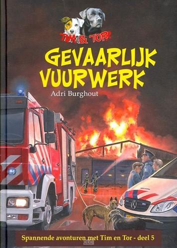 Gevaarlijk vuurwerk (Hardcover)