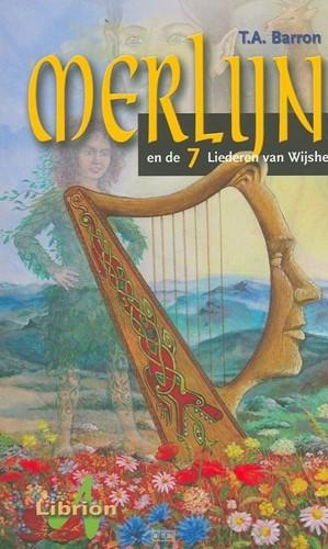Merlijn en de zeven liederen van wijsheid (Boek)