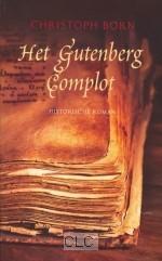 Het Gutenberg Complot (Boek)