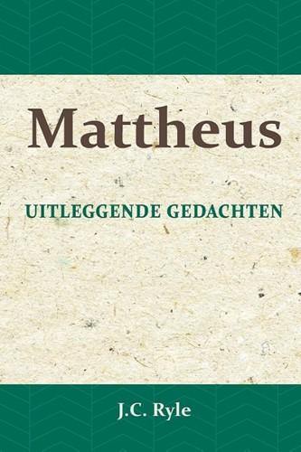 Mattheus (Paperback)