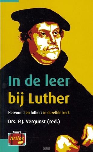 In de leer bij Luther (Boek)