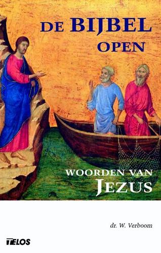 De Bijbel open (Boek)